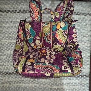 Vera Bradley Medium-Sized Backpack